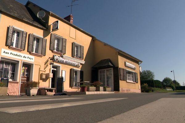 Le bar-restaurant l'Incognito à Baudre près de Saint-Lô