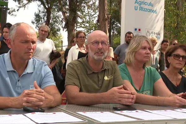 Après plusieurs jours de mobilisation, l'intersyndicale suspend son blocage du lycée agricole de Sartè.