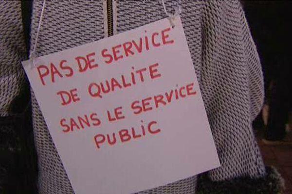 La grève se poursuit à la cuisine centrale d'Aubagne