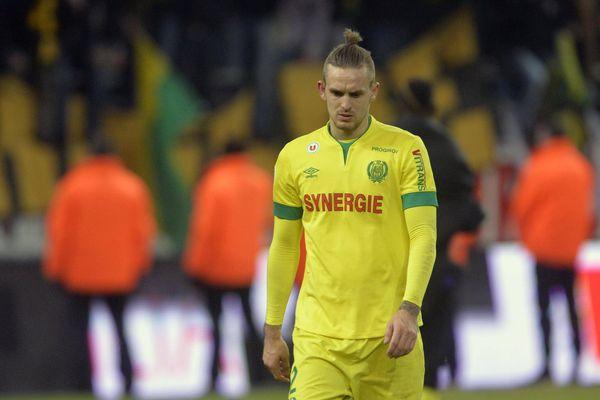 Kian Hansen quitte le FC Nantes pour rejoindre le FC Midtjylland le champion du Danemark