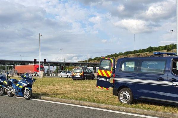 """Les gendarmes du Lot dénoncent un certain """"relâchement"""" dans le comportement des conducteurs, lors de ce week-end prolongé de l'Ascension."""