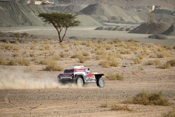 Le Vésulien Stéphane Peterhansel a remporté la 4e étape du rallye Dakar 2020 et revient à 11 minutes de la tête du classement général.