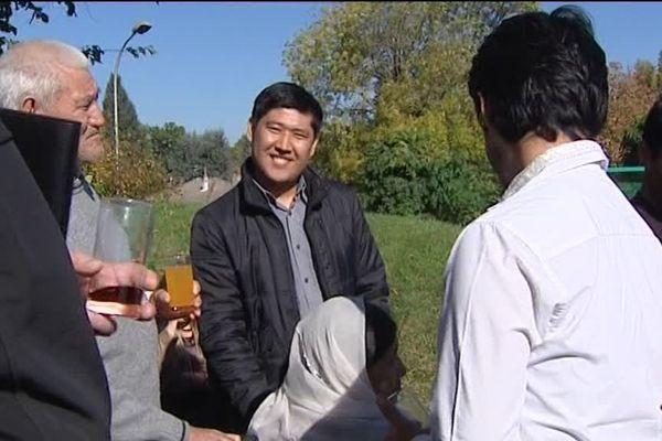 """Ferdaws a fui l'Afghanistan, un pays """"dangereux"""" où il vivait moins """"libre"""" qu'en France."""