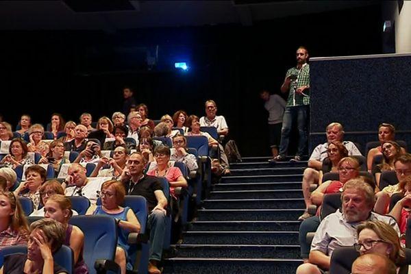 """Le film d'Édouard Bergeon """"Au nom de la terre"""" a été projeté ce vendredi au FFA."""