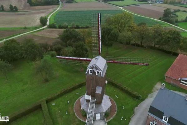 Le Moulin de l'Ingratitude de Boeschepe