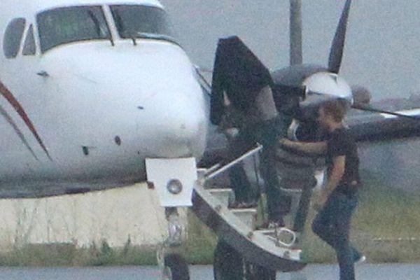 Le suspect transféré par avion de Perpignan à Paris