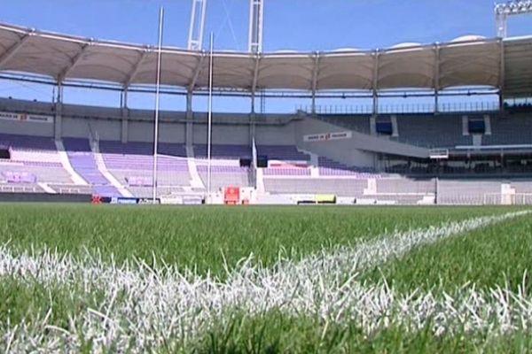La pelouse du Stadium a déjà été refaite deux fois en deux ans.