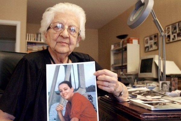 Renée Le Roux est décédée vendredi dernier à l'âge de 94 ans.