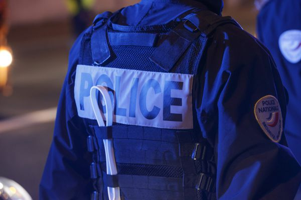 La police de Montbéliard. (Image d'illustration)