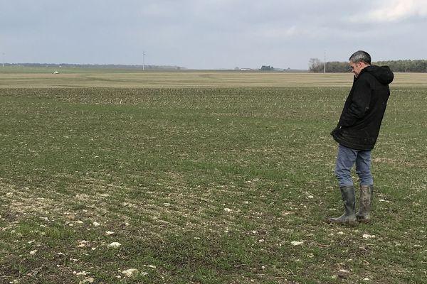 Benoit Latour sur ses terres