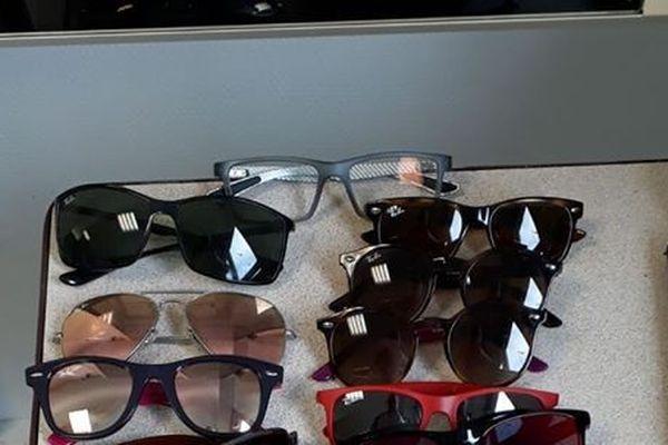 Des lunettes, des jeux vidéo, des parfums, des DVD pour un montant de 400.000 euros