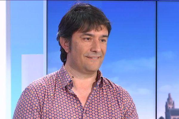 François Thiollet invité de Rebecca Benbourek dans le 19/20 Centre Val de Loire