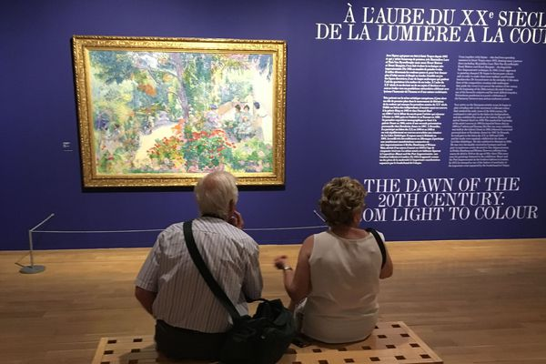 Une exposition qui retrace l'oeuvre de Henri-Edmond Cross