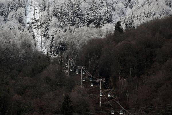 Crise sanitaire en montagne, les remontées mécaniques fermées dans toutes les stations de ski des Pyrénées