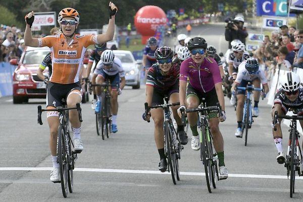 Qui pour succéder à  Amy Pieters, la Néerlandaise de l'équipe Boels Dolmans, vainqueure du Grand Prix de Plouay -  Lorient Agglomération le 25/08/2018 ?