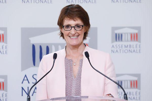 La députée de Charente-Maritime Frédérique Tuffnell quitte le groupe parlementaire de la République en Marche.