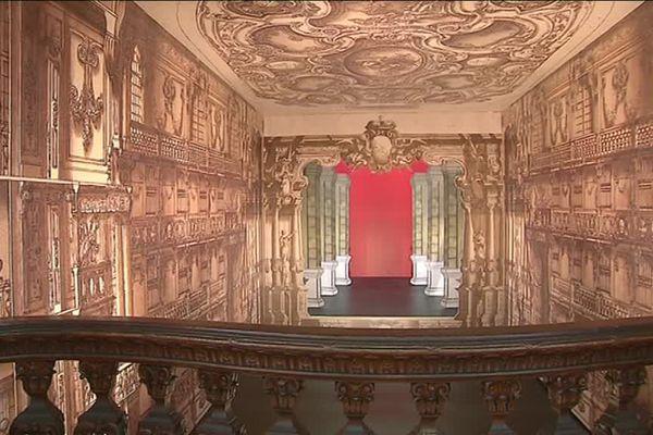 """L'exposition """"Opéra ! Trois siècles de création à Nancy"""" retrace l'histoire fascinante de l'Opéra de Nancy depuis le XVIIIème siècle."""