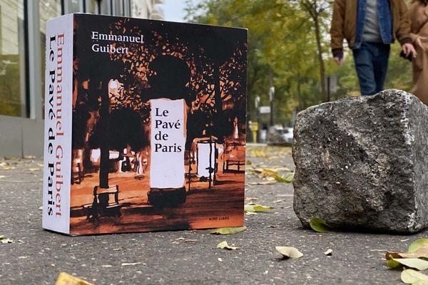 Le pavé de Paris d'Emmanuel Guibert - Ed. Dupuis