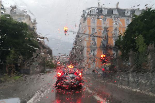 La pluie selon JJ Benyamin