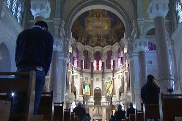 La basilique du Sacré-Coeur à Marseille