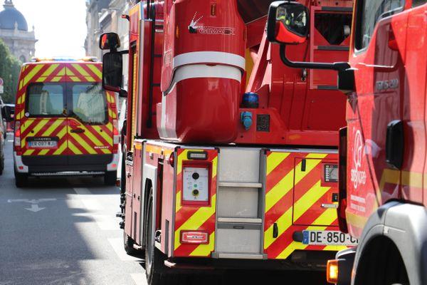 Les pompiers sont intervenus sur deux incendies mortels cette nuit dans le Nord et le Pas-de-Calais. (Illustration)