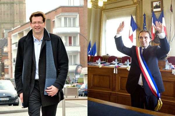 Patrice Vergriete (DVG) et Guillaume Delbar (ex-LR), deux hommes qui avaient ravi Dunkerque et Roubaix aux socialistes en 2014, ont été choisis par LREM pour mener la bataille des municipales de 2020