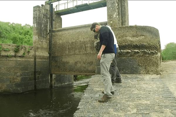 Des vannes de barrages ouvertes pour faciliter la remontée des poissons migrateurs