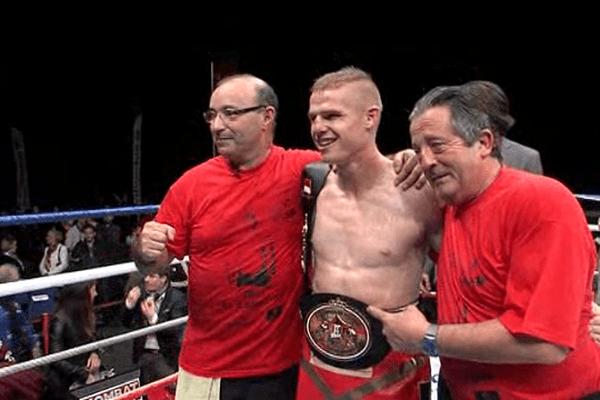 C Sports vous emmène dans les coulisses du sacre du boxeur manchois Maxime Beaussire