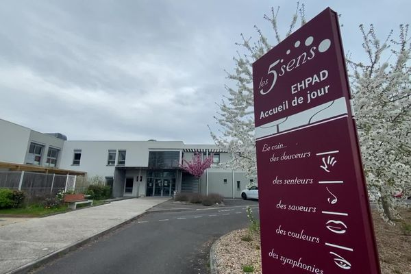 """L'Ehpad """"Les 5 sens"""" à Limoges"""