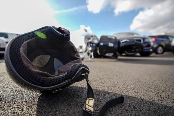 Un motard est décédé dans un accident de la route à Salon-la-Tour, en Corrèze, ce samedi 29 mai 2021 (photo d'illustration)