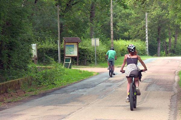 Le Morvan est un paradis pour les amateurs de tourisme vert.