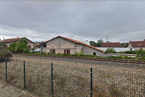 L'accident s'est produit sur la voie ferrée à hauteur de l'impasse Combeguize, à Blaye-les-Mines (81).