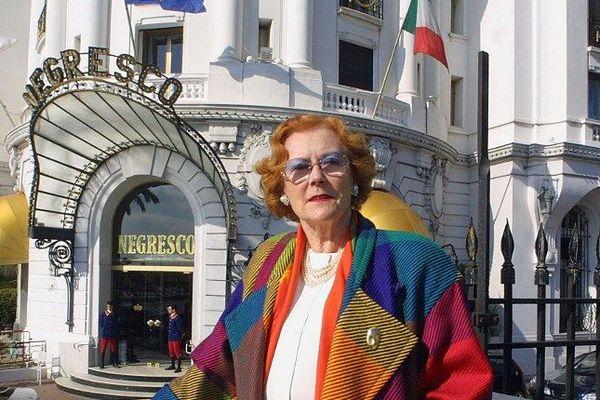 Jeanne Augier avait 95 ans. Elle est décédée dans la nuit du lundi 7 au mardi 8 janvier 2019.