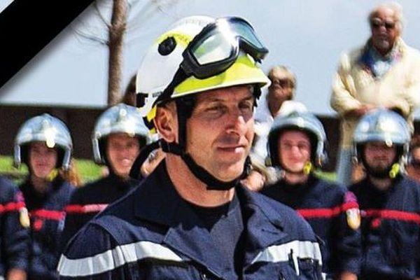 Norbert Savornin, le pompier décédé dans l'accident d'hélicoptère