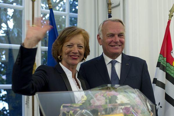 L'ancien Premier ministre socialiste Jean-Marc Ayrault a reçu le titre de maire honoraire de Nantes, ville dont il a été à la tête de 1989 à 2012