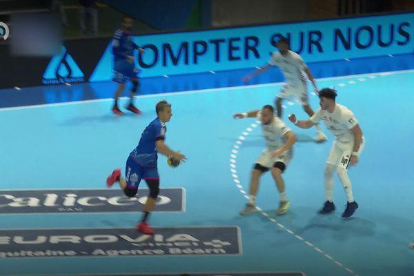 Pour la 6 journée de Proligue, le club de Billère Handball Pau Pyrénées reçoit Valence.