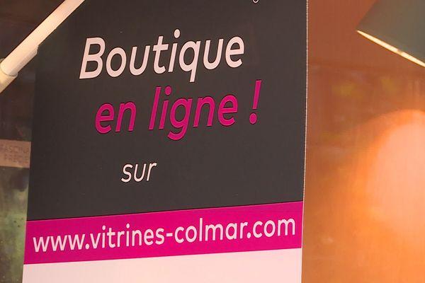 """La nouvelle plateforme numérique de vente en ligne """"vitrines-colmar.com"""", regroupant à ce jour une centaine de commerçants et artisans de Colmar, est opérationnelle ce mardi 1er décembre, après de longs mois de préparation."""