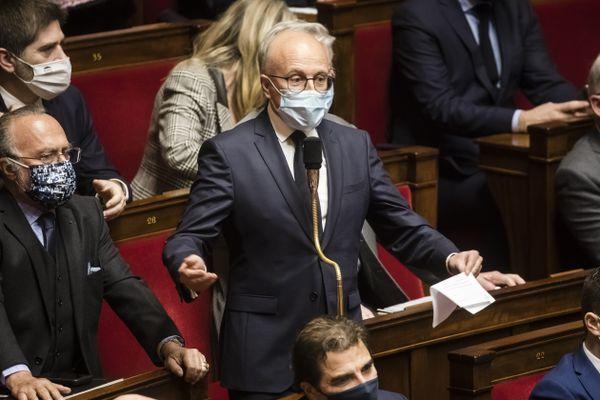 Le président de l'Assemblée nationale, Richard Ferrand a saisi la justice après des menaces de mort envers une cinquantaine de députés, dont Eric Ciotti.
