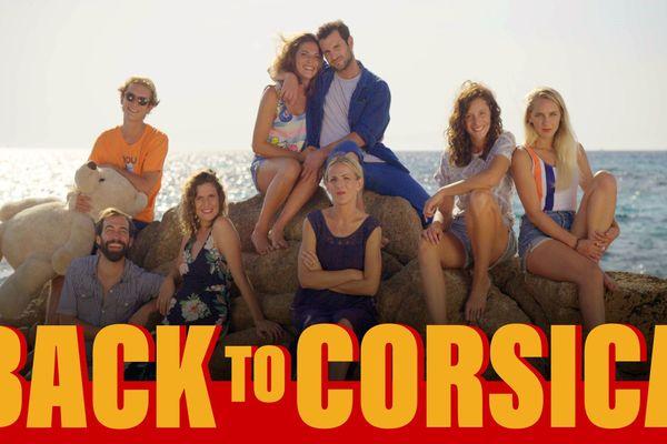 back to Corsica, la série qui décoiffe