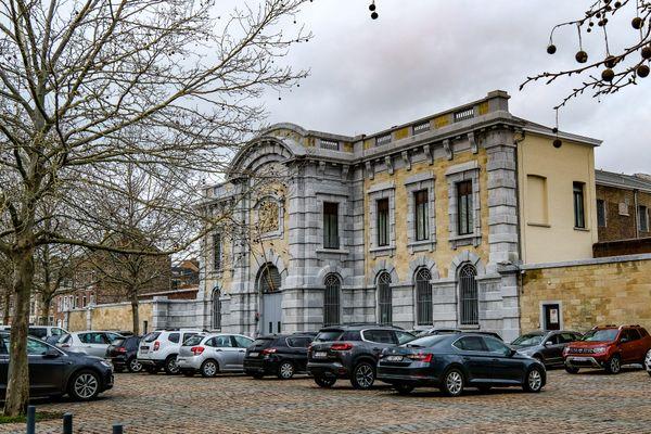 Image d'illustration de la prison de Namur, en Belgique.