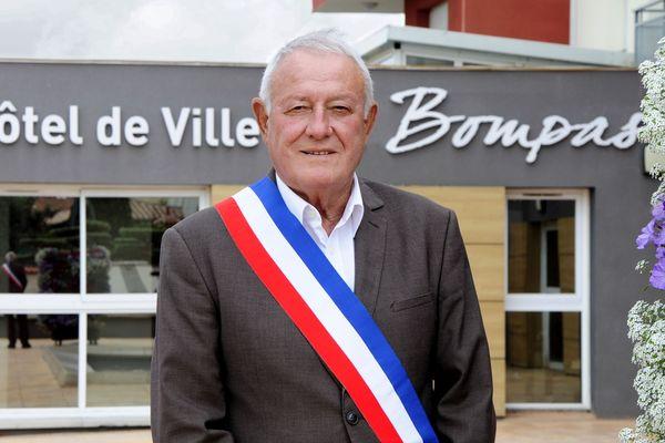 Pyrénées-Orientales : le maire de Bompas, Jean-Paul Batlle, est décédé - archives
