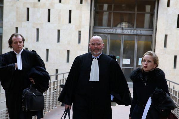 Des avocats en charge de l'affaire