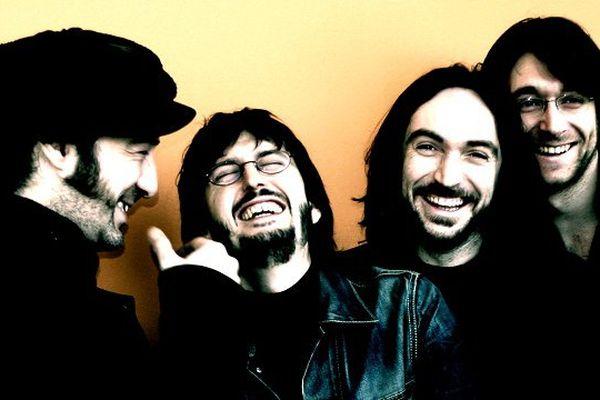 Le groupe Matmatah en 2007