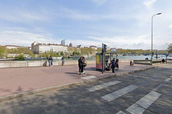 quai Jean Moulin - Lyon