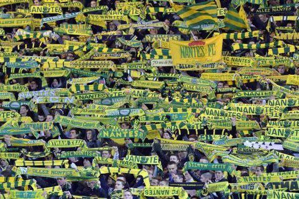 Les supporters du FC Nantes ont la réputation d'être bruyant...