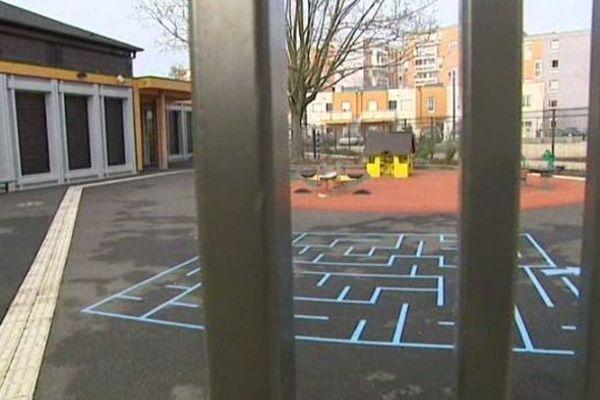 Beaucoup d'enfants avaient manqué la classe vendredi dernier notamment dans des villes comme Mulhouse ou Strasbourg