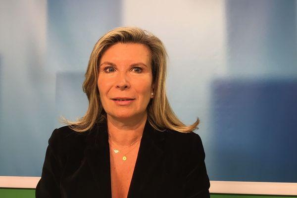 Nathalie Tomasini est l'avocate de Valérie, dans l'affaire de La Clayette