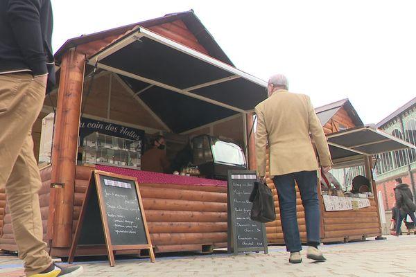 Le Village des restaurateurs, place de la Motte à Limoges, est ouvert au public du mardi au jeudi de 10h à 14h et du vendredi au dimanche de 10h à 15h (fermeture hebdomadaire le lundi). Ouverture jusqu'au 21 mars 2021.