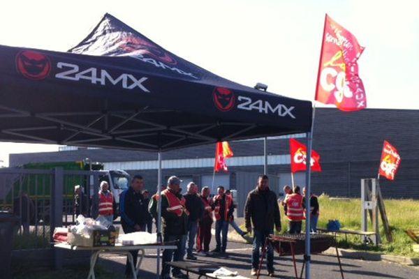 Deuxième jour de grève à l'agglomération du Puy-en-Velay