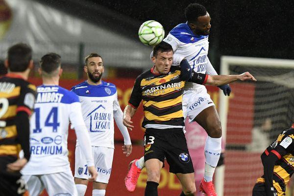 L'Estac de Troyes souhaite monter en Ligue 1.